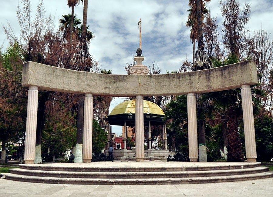 Plaza de Juan Aldama, Zacatecas